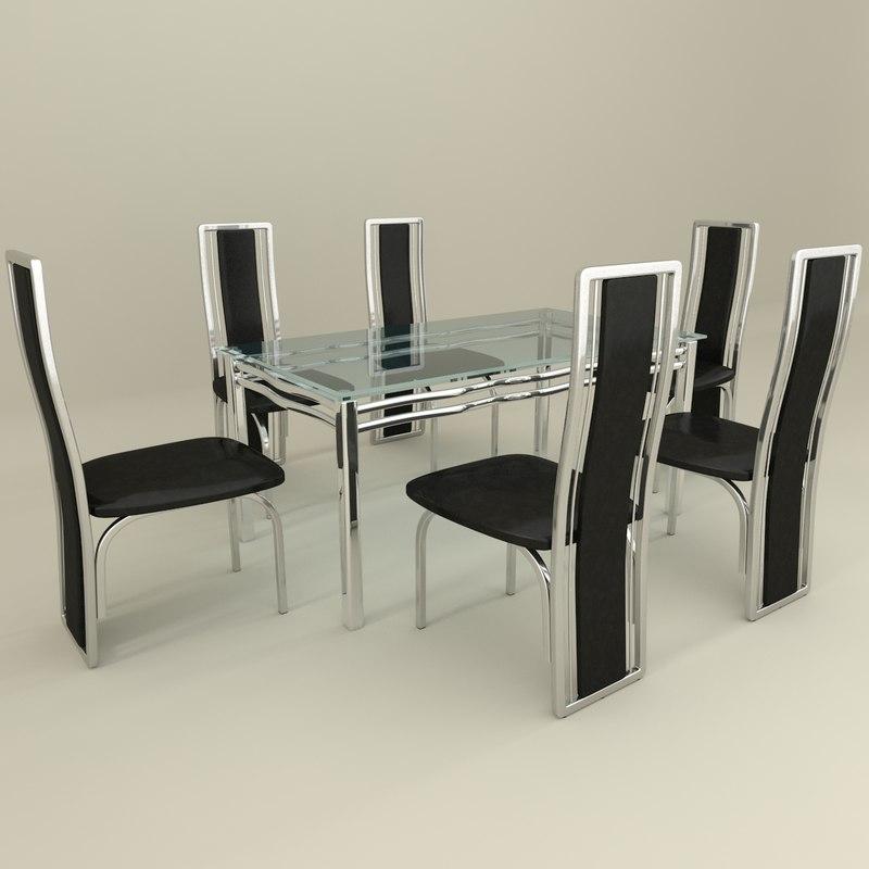 modern dining set max
