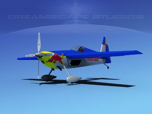 3d model zivko edge 540