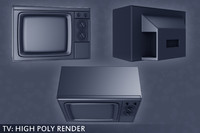 3d fbx tv rt photoshop