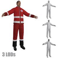 paramedic lod s max