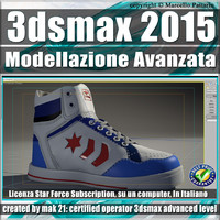 3ds max 2015 Modellazione Avanzata 1- 2_Subscription