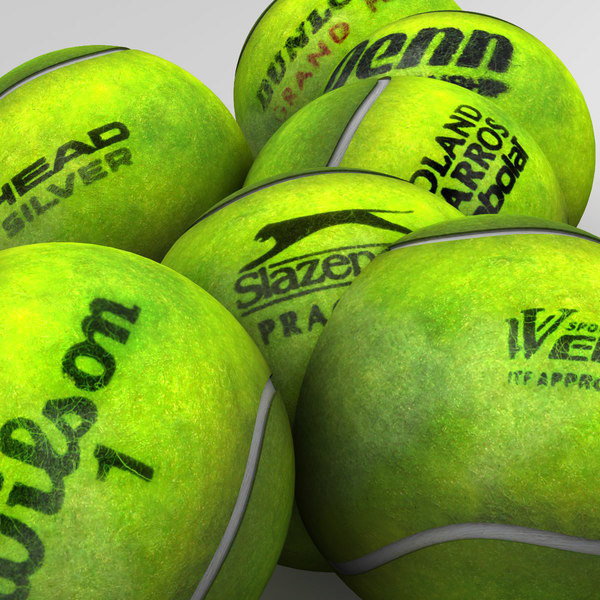 ball tenis max