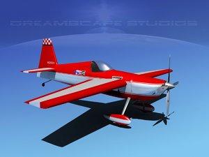 zivko edge 540 3d model