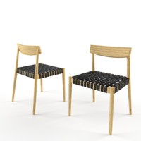 Wooden chair  Sl0612