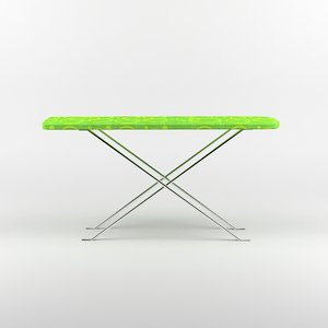 3ds max ironing board