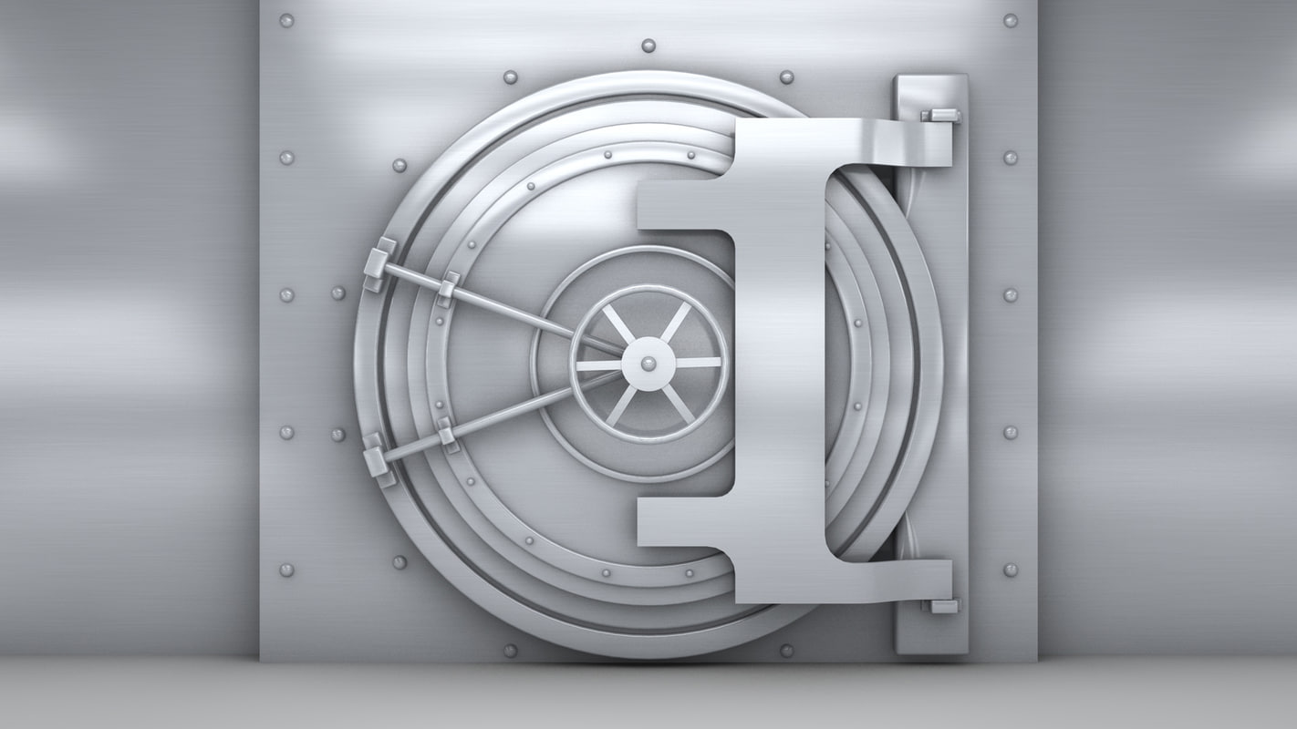 cinema4d bank vault