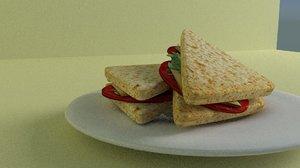 3ds sandwich