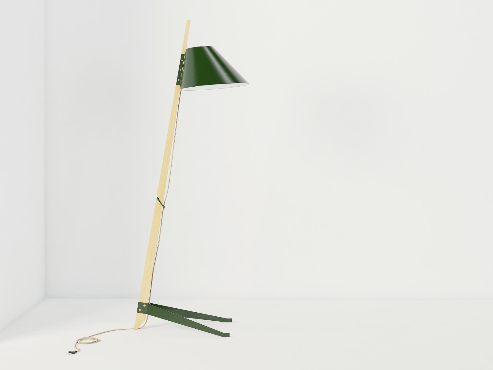 Billy Lamp By Kalmar Lighting