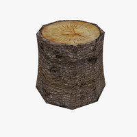 3ds max tree trunk