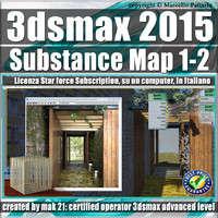 3ds max 2015 Substance Map 1- 2_Subscription