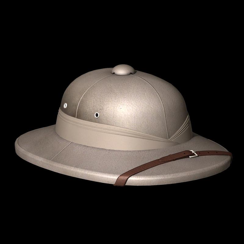 retro pith helmet max