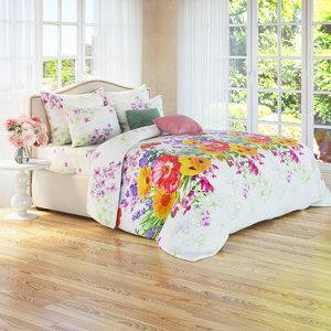 3d model corona bedroom scene