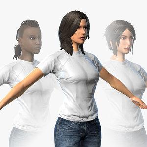 female character rpg body