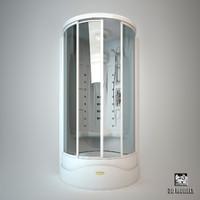 Shower Cabin Jacuzzi Flexa Tower