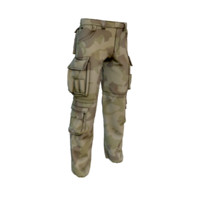combat trousers ready 3d model