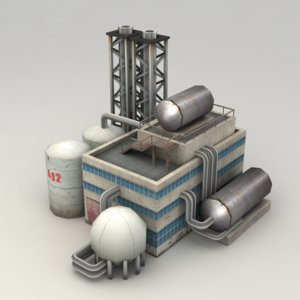max chemical factory