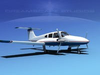 piper seminole 3d lwo