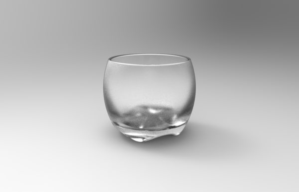 whiskey glass 3ds free