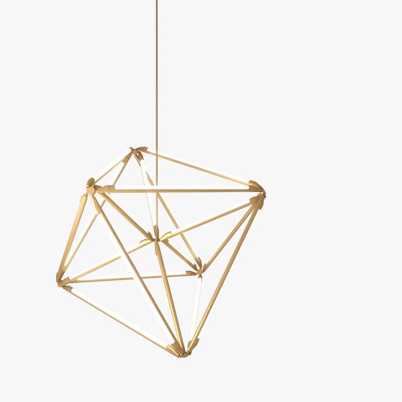 bec brittain shy polyhedron 3d model