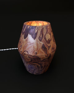 wooden lamp max