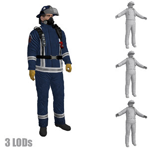 max rigged fireman 3 s