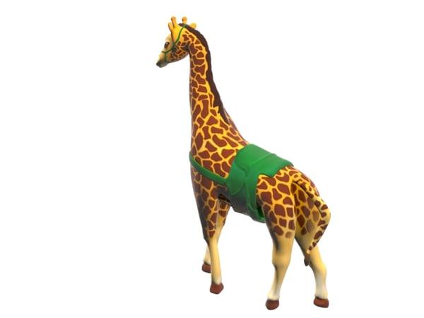 max giraffe