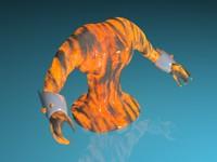 elemental 3d model