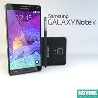 3d samsung galaxy note 4