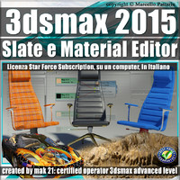 3ds max 2015 Slate e Material Editor_Subscription