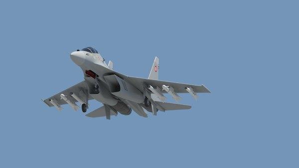 3d su-30mkk