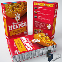 max hamburger helper cheeseburger