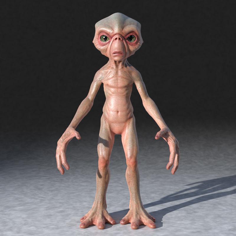 maya alien