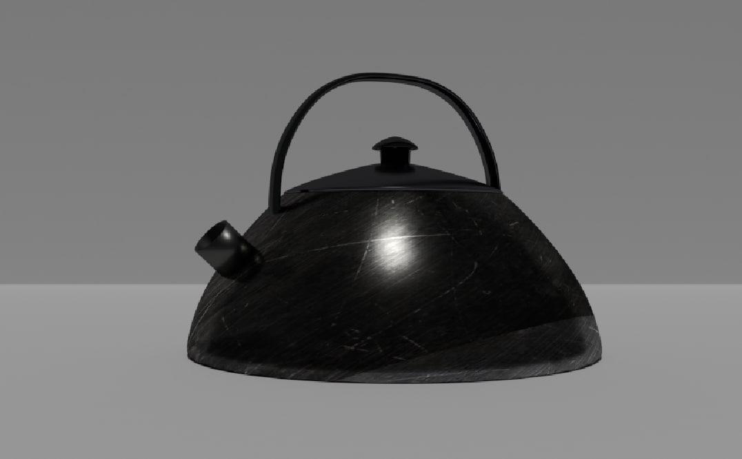 free x mode teapot