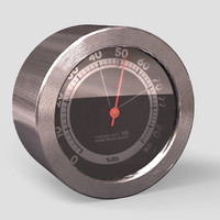 Hygrometer from RST meteo ctrl 19