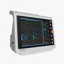 Electrocardiograph machine 3D models