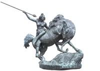 3d model horse berlin