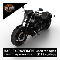 Harley-Davidson Night Rod 2010