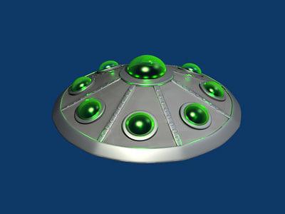 flying saucer 3d 3ds