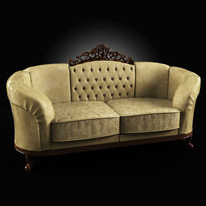 2-seated sofa ducale mobil max