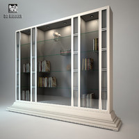 3d glass case tura eclipse model