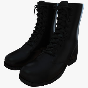 military boots max