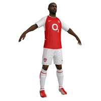 Thierry Henry ARSENAL NR