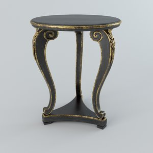 table coffee 3d max