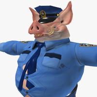 Pig Cop