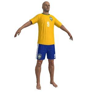 beach soccer player max