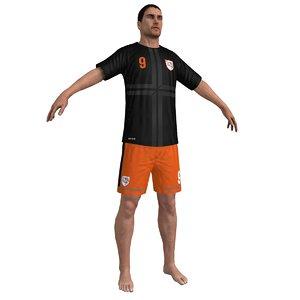 obj beach soccer player