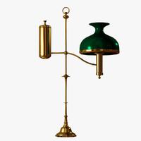 Lamp Brass