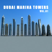 Dubai Marina Towers Vol.01