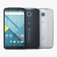 Motorola Google Nexus 6 All Colors