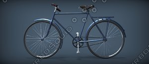 bicycle obj